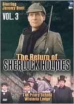 Return Of Sherlock Holmes, Vol. 3