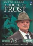 Video/DVD. Title: Touch of Frost: Season 7 & 8