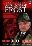 Video/DVD. Title: A Touch of Frost - Seasons 9 & 10