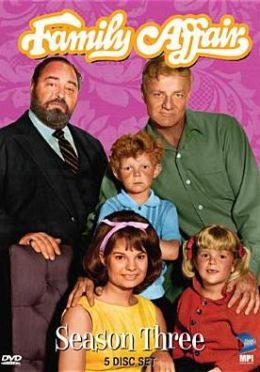 Family Affair - Season 3
