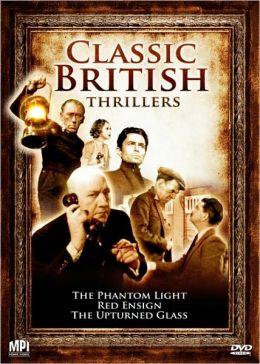 Classic British Thrillers