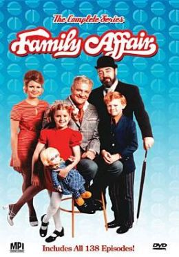 Family Affair - The Complete Series