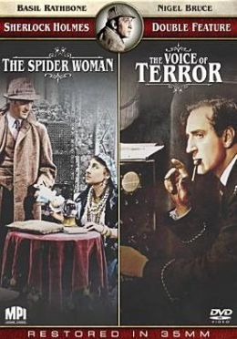 Sherlock Holmes Double Feature: the Spider Woman/Sherlock Holmes and the Voice of Terror