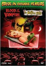 Drive-in Double Feature: Blood of the Vampire/the Hellfire Club