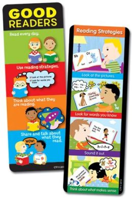 CREATIVE TEACHING PRESS CTP0946 GOOD READERS BOOKMARKS