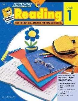 Advantage Reading Workbook - Fourth Grade Grade Level 4