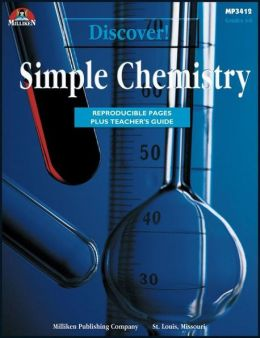 Discover! Physical Science Reproducible Books - Set 1 - Set of 5