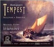 Sullivan, Sibelius: Shakespeare's Tempest