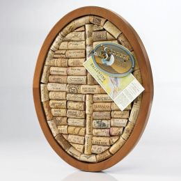 Oval Wine Cork Trivet Kit