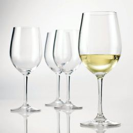Break-Free PolyCarb Chardonnay Wine Glasses - Set of 4