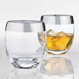 Madison Avenue Whiskey Glasses - Set of 2