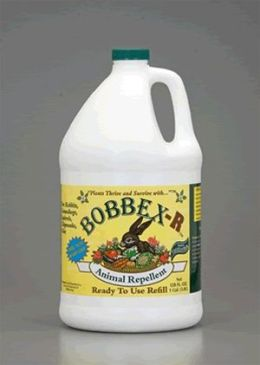Bobbex-R B550205 Animal Repellant Ready to use Gallon Refill Bottle