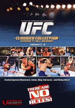Ufc Classics Collection 5-8