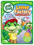 Video/DVD. Title: LeapFrog Letter Factory
