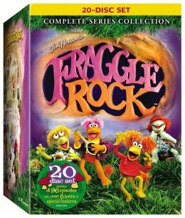 Fraggle Rock - The Complete Series Collection