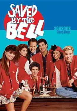 Saved by the Bell - Seasons 3 & 4