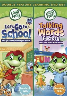 Leapfrog: Let's Go to School/Talking Words Factory
