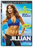 Video/DVD. Title: Jillian Michaels: 6 Week Six-Pack