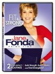 Video/DVD. Title: Jane Fonda: Prime Time - Fit & Strong