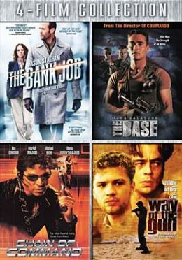 Bank Job/Base/Chain of Command/Way of the Gun