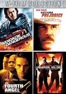 Bangkok Dangerous/Extreme Prejudice/the Fourth Angel/Universal Soldier