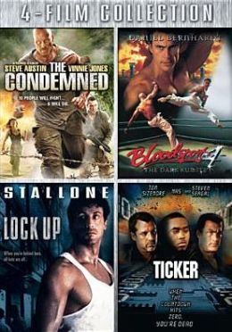 Condemned/Bloodsport/Lock up/Ticker