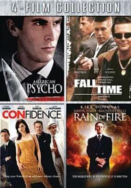 American Psycho/Fall Time/Confidence/Rain of Fire