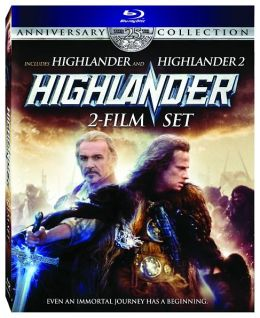 Highlander 2-Film Set