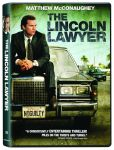 Video/DVD. Title: The Lincoln Lawyer