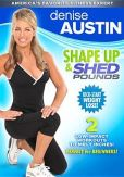 Video/DVD. Title: Denise Austin: Shape Up & Shed Pounds