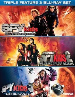 Spy Kids/Spy Kids 2/Spy Kids 3