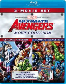 Ultimate Avengers Movie Collection