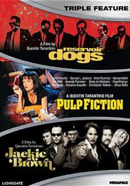 Reservoir Dogs/Pulp Fiction/Jackie Brown