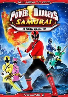 Power Rangers Samurai: A New Enemy 2