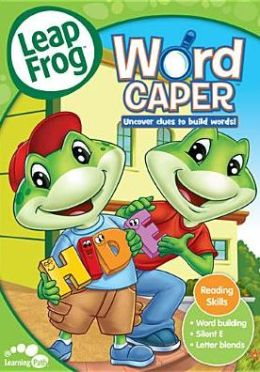 LeapFrog: Talking Words Factory 2 - The Code Word Caper