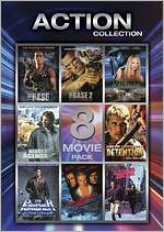 Action Collection 1: 8 Movie Pack