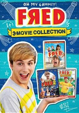 Fred: 3-Movie Collection