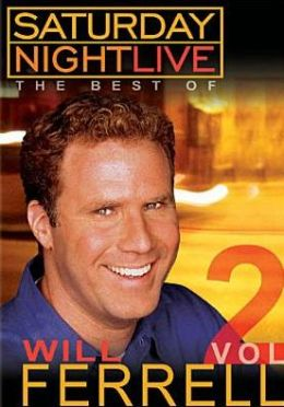 Saturday Night Live: The Best of Will Farrell, Vol. 2
