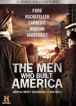 Men Who Built America (3pc) / (Ws Ac3 Dol)