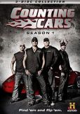 Video/DVD. Title: Counting Cars: Season 1
