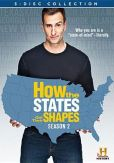 Video/DVD. Title: How The States Got Their Shapes: Season 2
