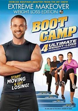 Extreme Makeover: Weight Loss Edition - Boot Camp