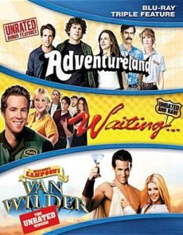 Adventureland/Waiting.../National Lampoon's Van Wilder