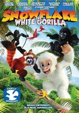 Snowflake, the White Gorilla