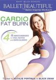 Video/DVD. Title: Ballet Beautiful: Cardio Fat Burn