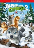 Video/DVD. Title: Alpha and Omega 2: A Howl-iday Adventure