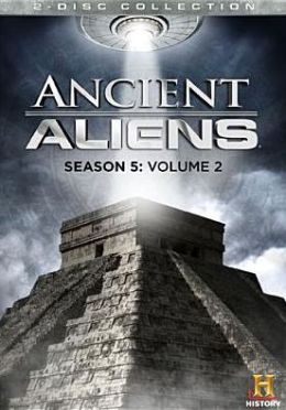 Ancient Aliens: Season 5 Vol 2 (3pc) / (Ws Dol)