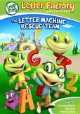 Video/DVD. Title: LeapFrog: Letter Factory Adventures - The Letter Machine Rescue Team