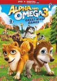 Video/DVD. Title: Alpha and Omega 3: The Great Wolf Games