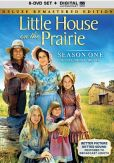 Video/DVD. Title: Little House on the Prairie: Season One